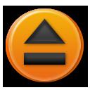 toolbar, alt, eject icon