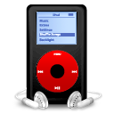 mp3 player, ipod icon