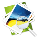 search, images icon