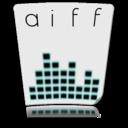 file,aiff,paper icon