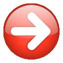 arrow, yes, forward, right, next, ok, correct icon