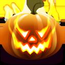jack o lantern, halloween icon