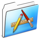 application,folder,smooth icon