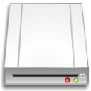 recorder, optical, drive icon