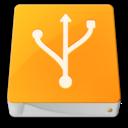 drive external usb icon