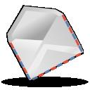 mail, open, envelope icon