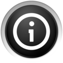 black,info,information icon