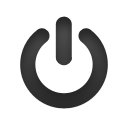 shutdown, power, turn off icon