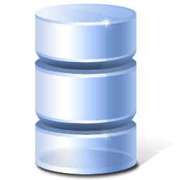 db, inactive, database icon