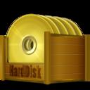 hdd,harddisk,harddrive icon