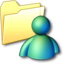 my received, received, paper, folder, document, file icon
