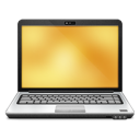 computer, notebook, laptop icon