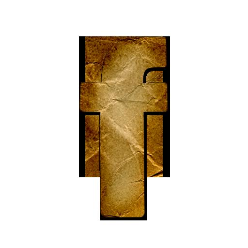 facebook, sn, social, logo, social network icon