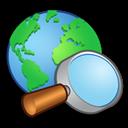 Internet, Search icon