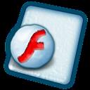 flash, file icon