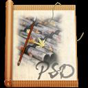 psd, file icon