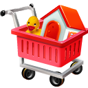 shopping, cart, ecommerce, webshop icon