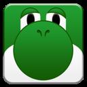 yoshi, squared icon