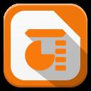 Apps libreoffice impress icon