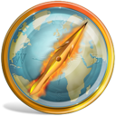 firefox, compass, browser icon