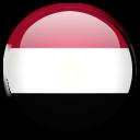 country, flag, egypt icon