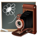 learn, education, old, picture, photo, photography, my picture, camera, image, teaching, black board, school, pic, teach icon