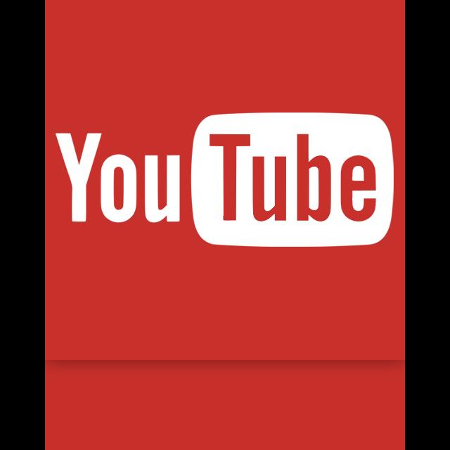 youtube, mirror icon