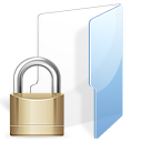 locked, lock, security, folder icon