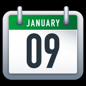 calendar, date, schedule icon