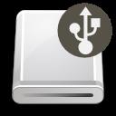 Dev, Gnome, Removable, Usb icon