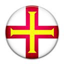 Flag, Guernsey, Of icon