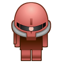 Char Zaku MS 06S icon