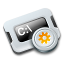 batch, document, paper, file, ms, dos icon