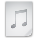 Files Music File icon