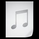 Files Music File icon
