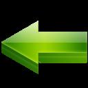 backward, left, arrow, back, previous, prev icon
