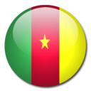 cameroon,flag,country icon