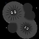 soot,balls icon