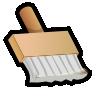 erase, eraser, locationbar icon