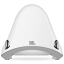 jbl,creature,white icon