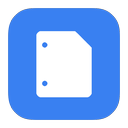 docs, flurry, google icon