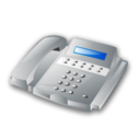 phone, telephone, call, tel, office icon