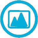 mb, landskape icon