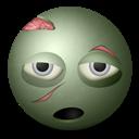 Emot, Zombie icon