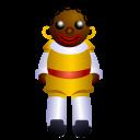 peter, black icon