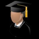 graduated icon