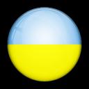 flag,ukraine,country icon