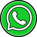social, whatsapp, media icon
