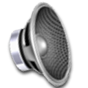 sound, music, speaker icon