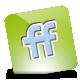 Ff, Green, Hover icon